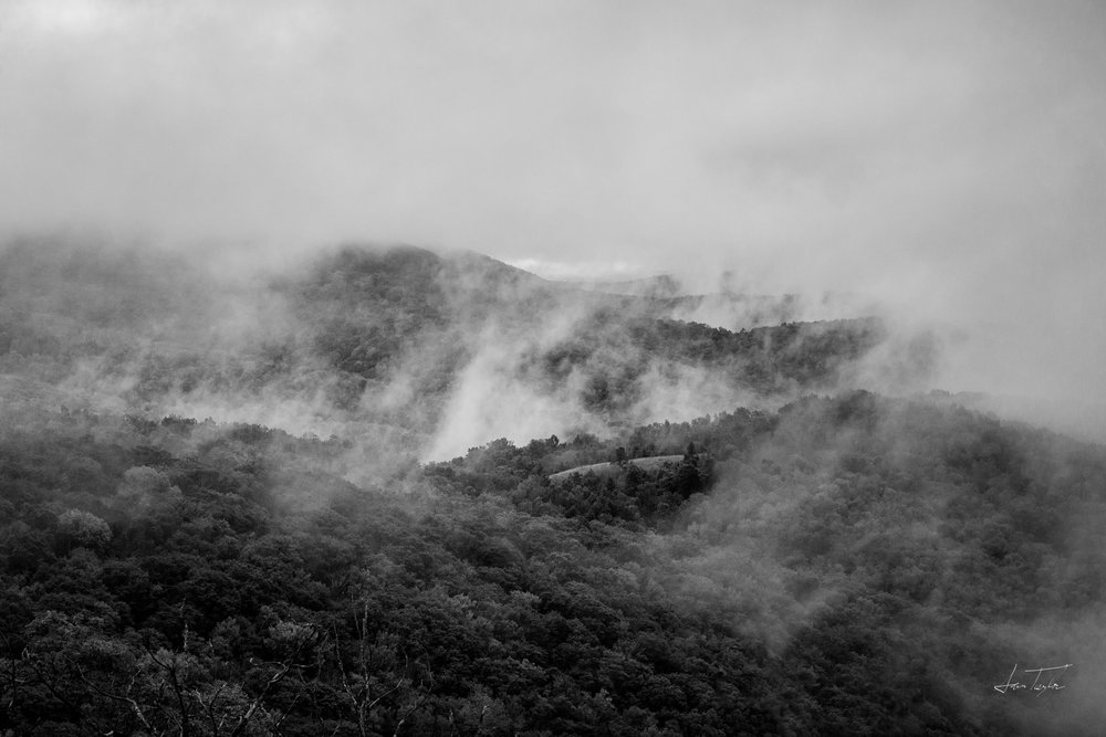 Taking Breath - West Virginia