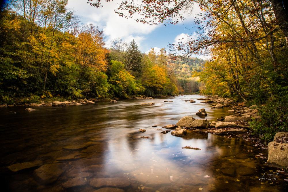 A Hazy, Pleasant, Memory - West Virginia