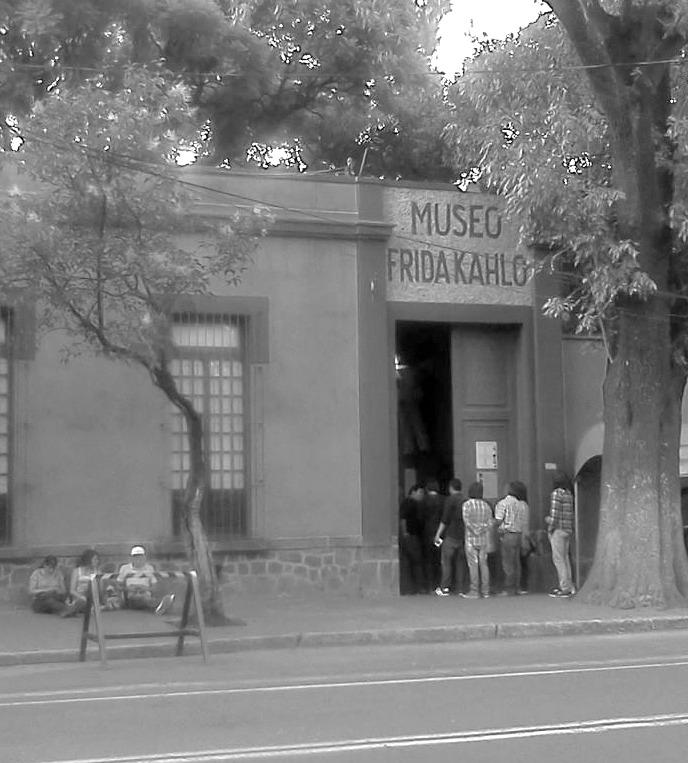 museo frida kahlo mexico