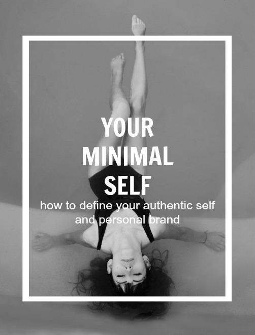 minimal self
