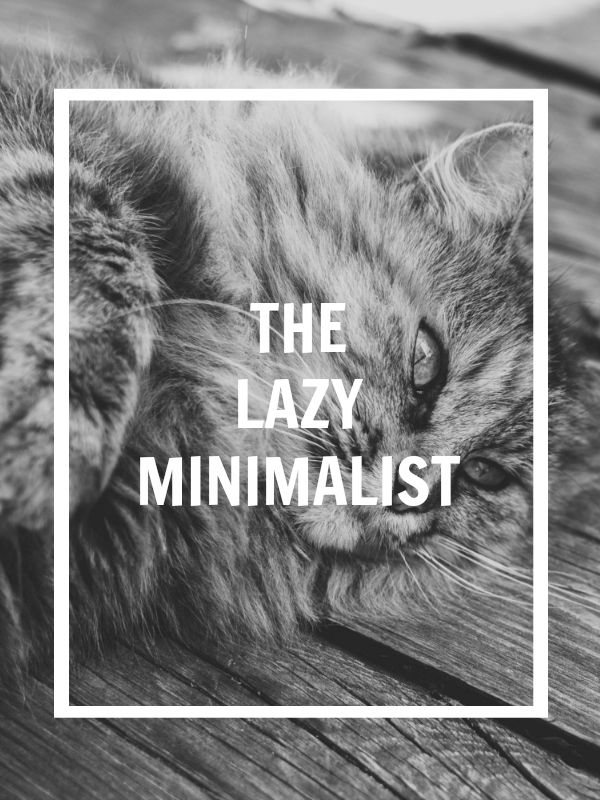 lazy minimalist