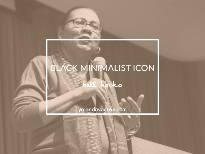 blackminimalistbellhooks