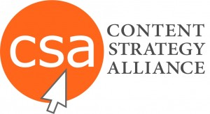 Content Strategy Alliance Logo