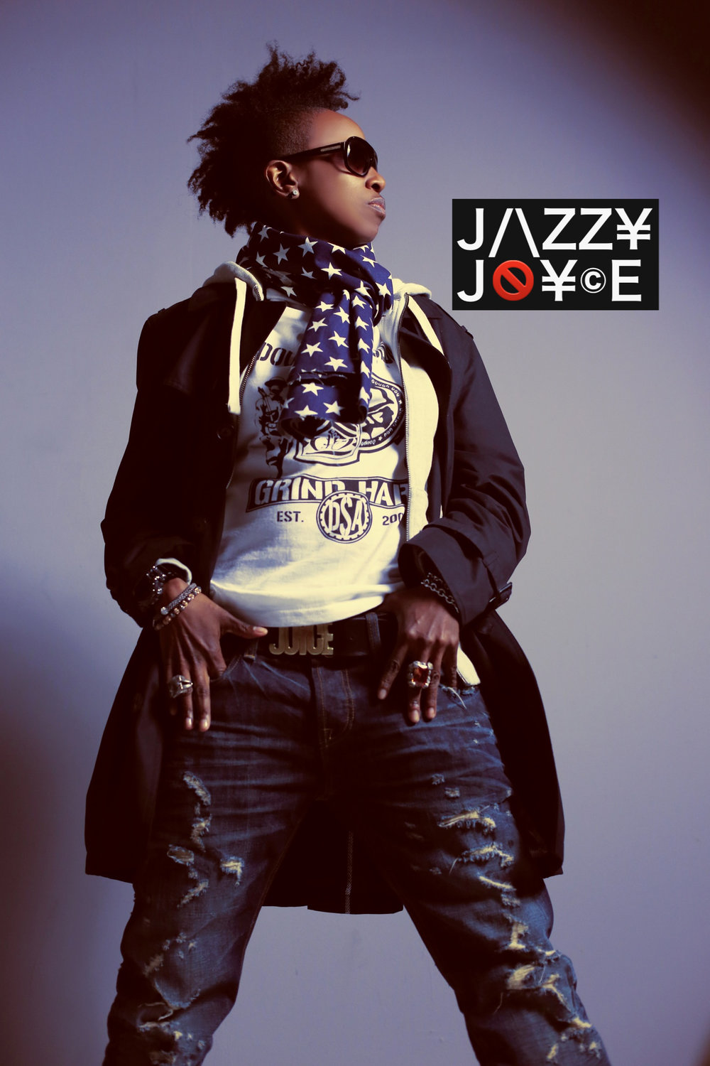 The Legendary Jazzy Joyce