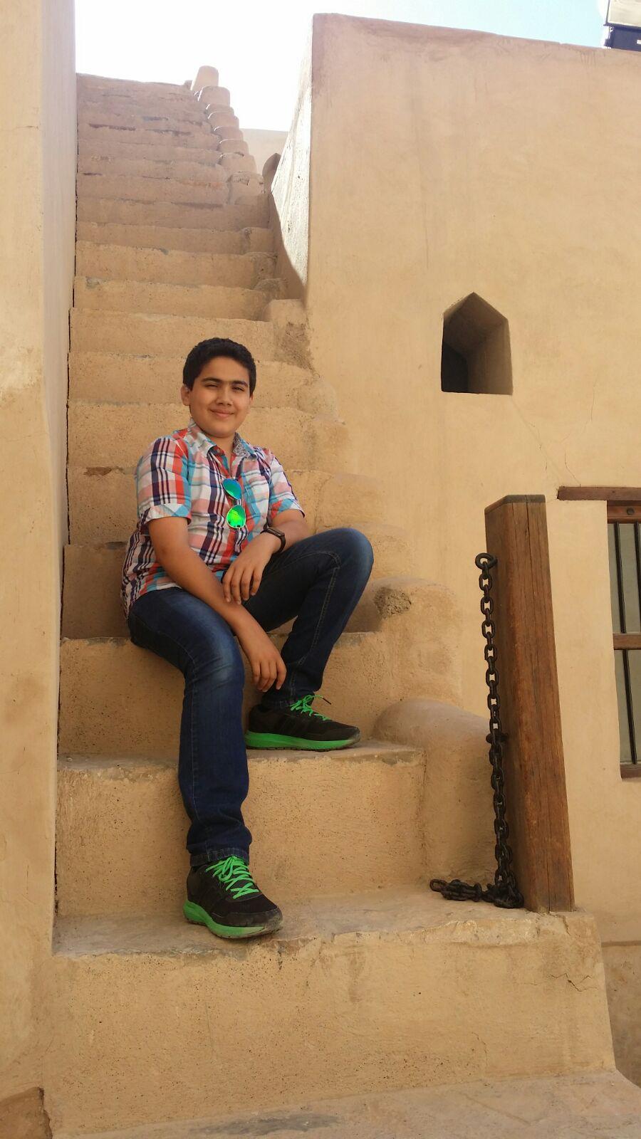 Jaffer M. Mahdi // Student