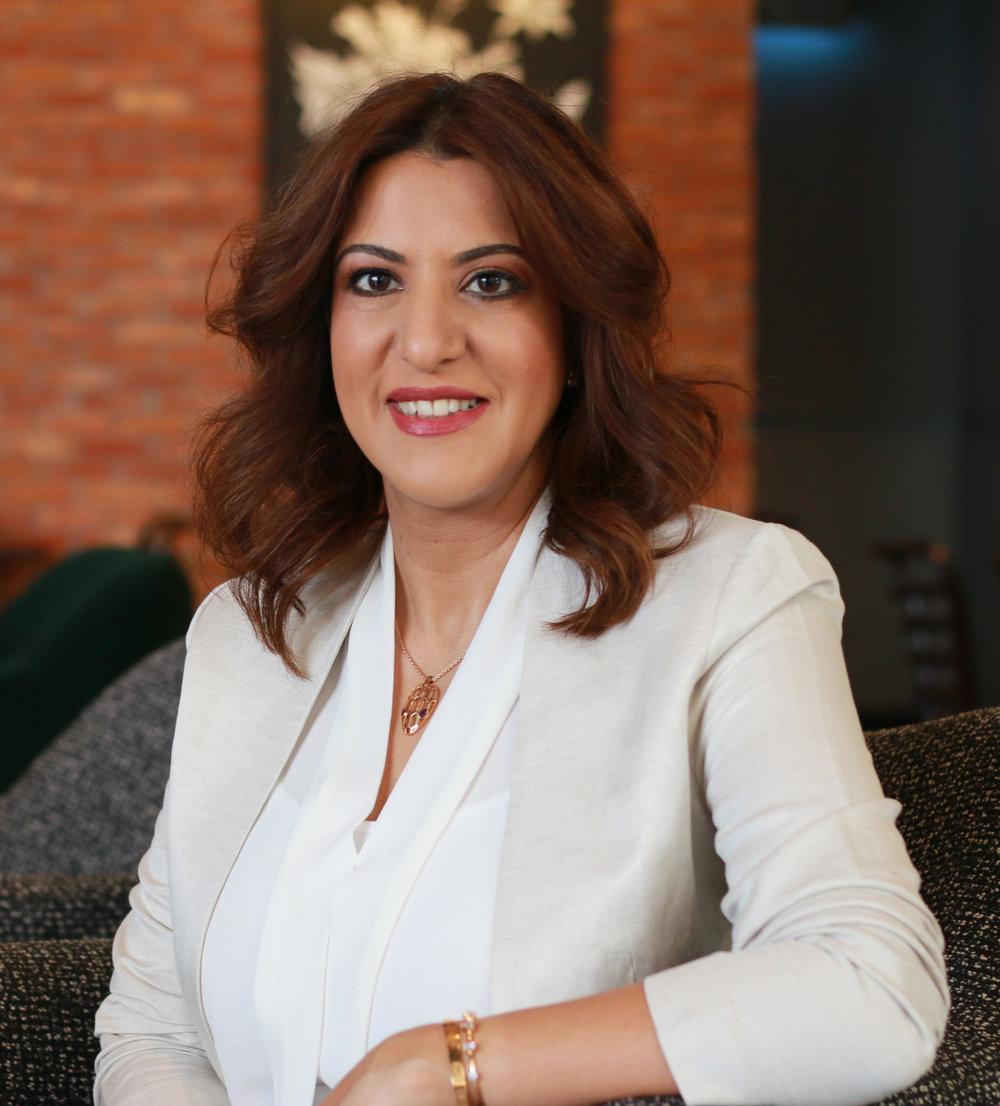 Laila Hilal Al-Mutairi - CEO - INJAZ Kuwait - Injaz Kuwait.jpg