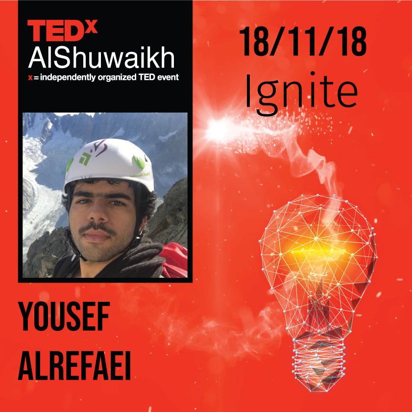 Yousef Hamed Al-Refaie