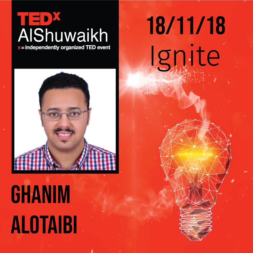 Ghanim Alotaibi