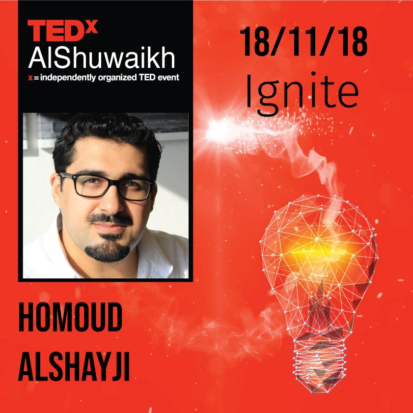 Homoud Al-Shayji