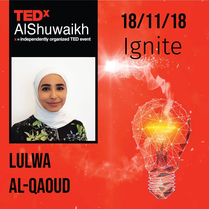 Eng. Lulwa Al-Qaoud