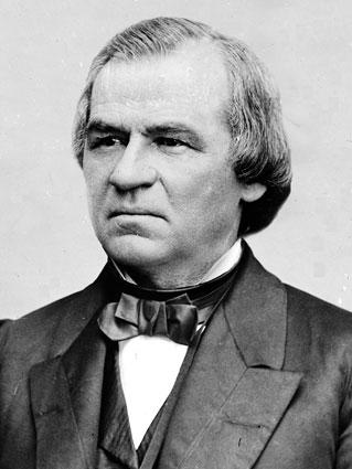 President Andrew Johnson 1865-1869