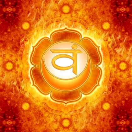 The Sacral Chakra