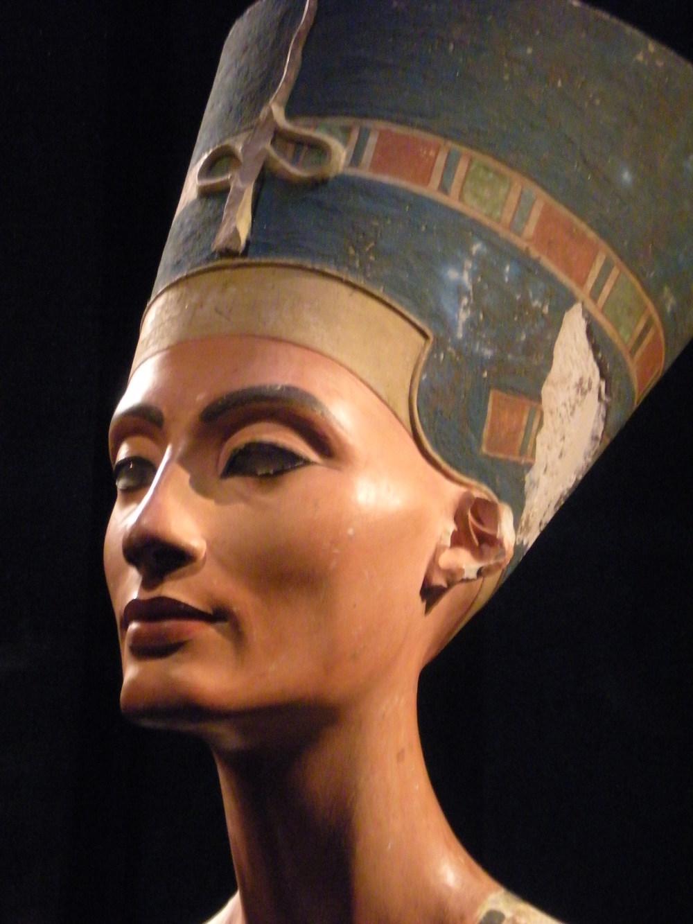 Fake Nefertiti Bust