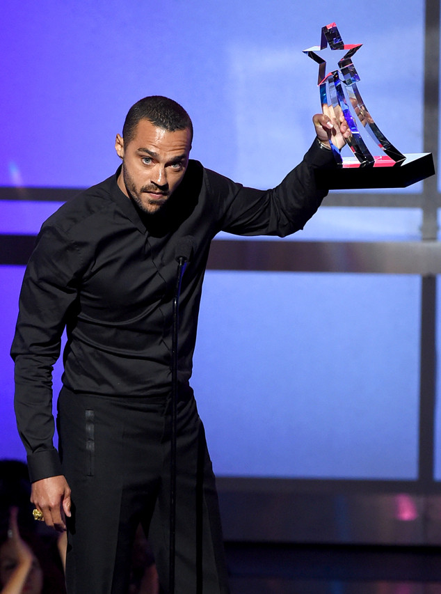 Jesse Williams at the BET Awards 2016