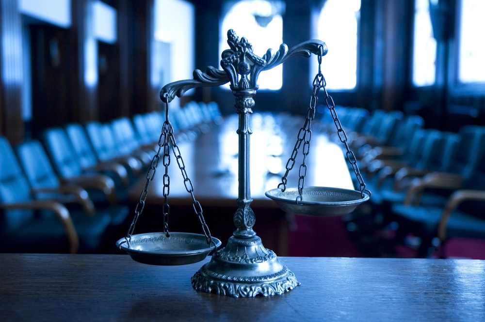 The Scales of Justice shown above. A scale that is heavily tilted towards law enforcement when it comes to police brutality cases.