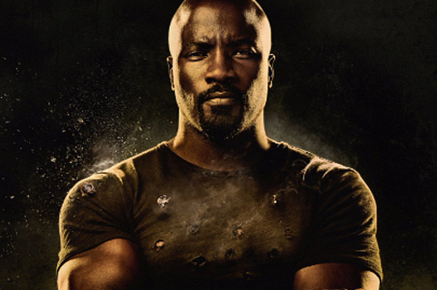 Luke Cage can be seen on Netflix