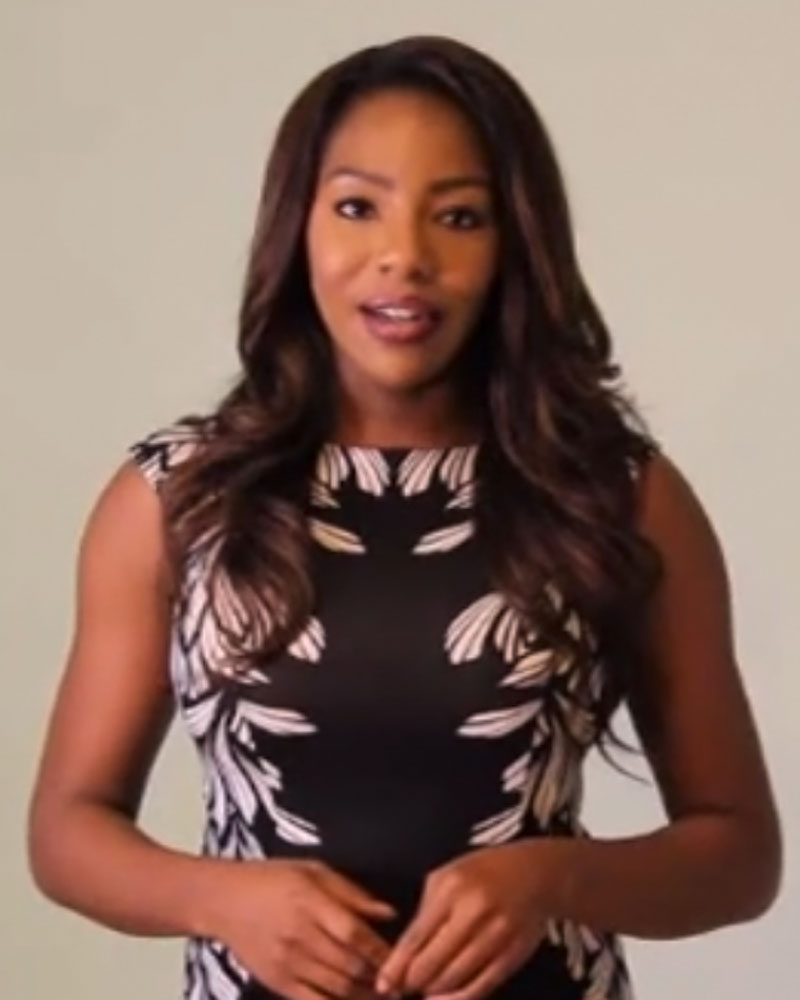 "Charlo Greene pictured here. She famously said ""Fuck it, I quit"" before becoming a licensed marijuana businesswoman. Now she's become a target."