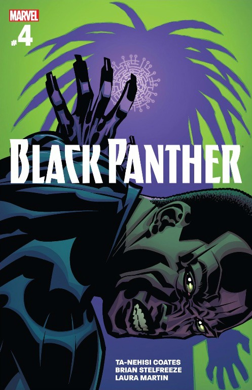 Black Panther Issue #4 review