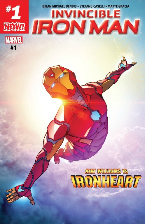 Riri Williams is 'Iron Heart'