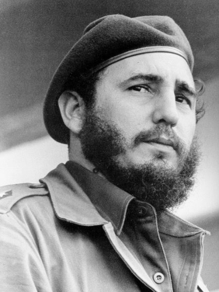 Fidel Castro was supportive of many black revolutionary, anti-imperialist and anti-colonial groups which was one of the many reasons the West hated him.