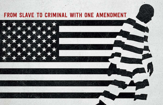 You can watch '13th' on Netflix
