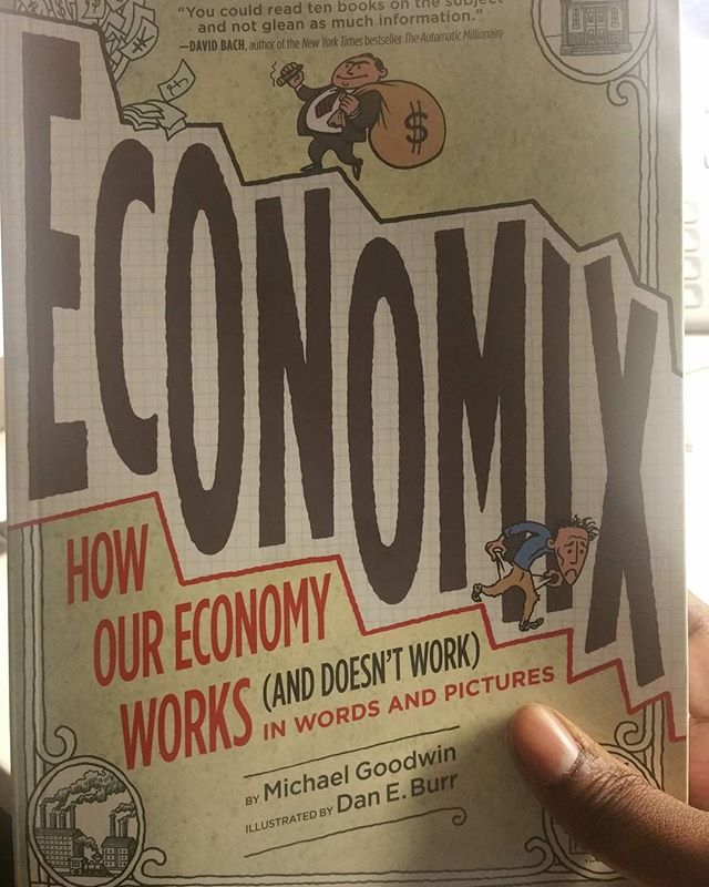 I highly recommend this book. It's a true page turner. Get your economic game up.