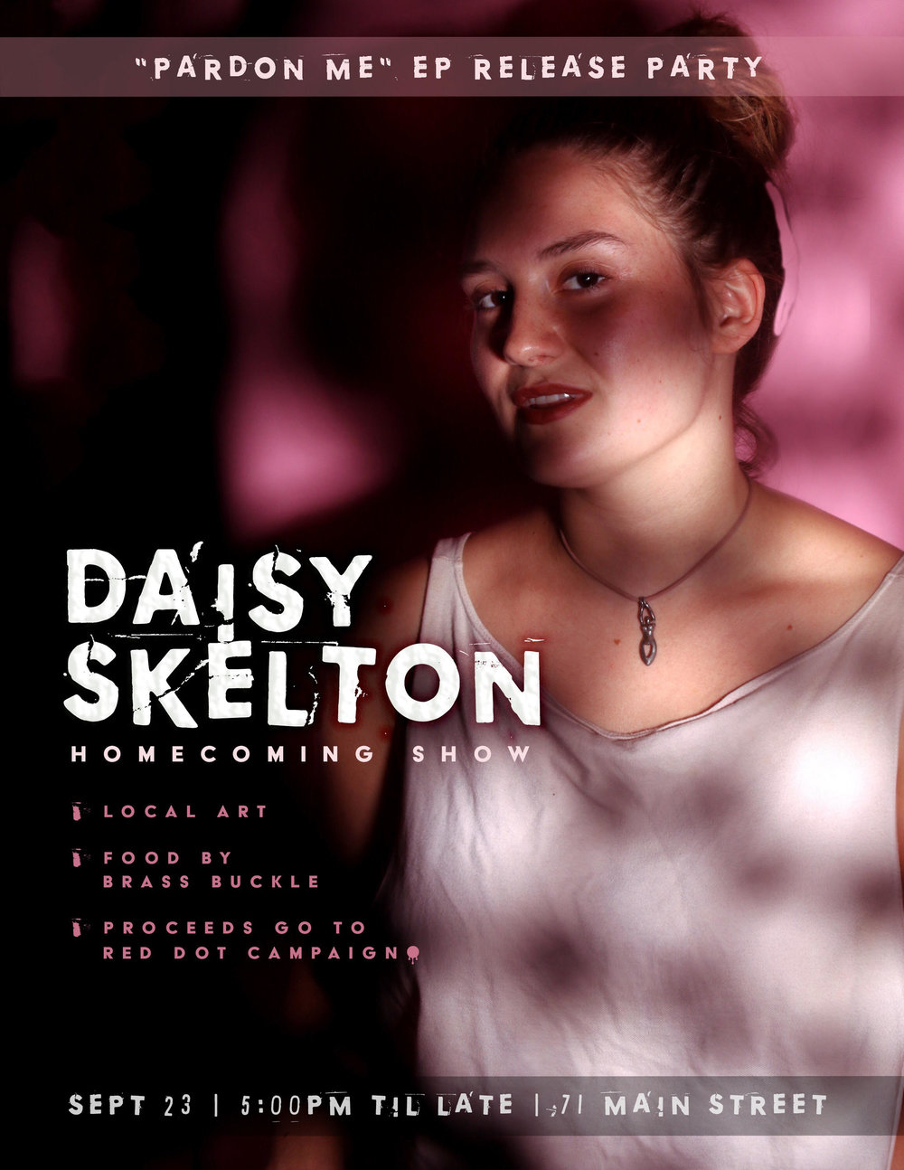 Daisy Skelton Homecoming Show