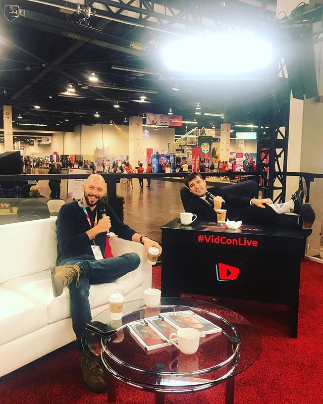 #GetReady Live Stream Day 3 Live.Vidcon.com #vidcon2017 #livestream #entertainment #hosts #ego360 #VidconLive #VidconLiiiiiiiiiiive