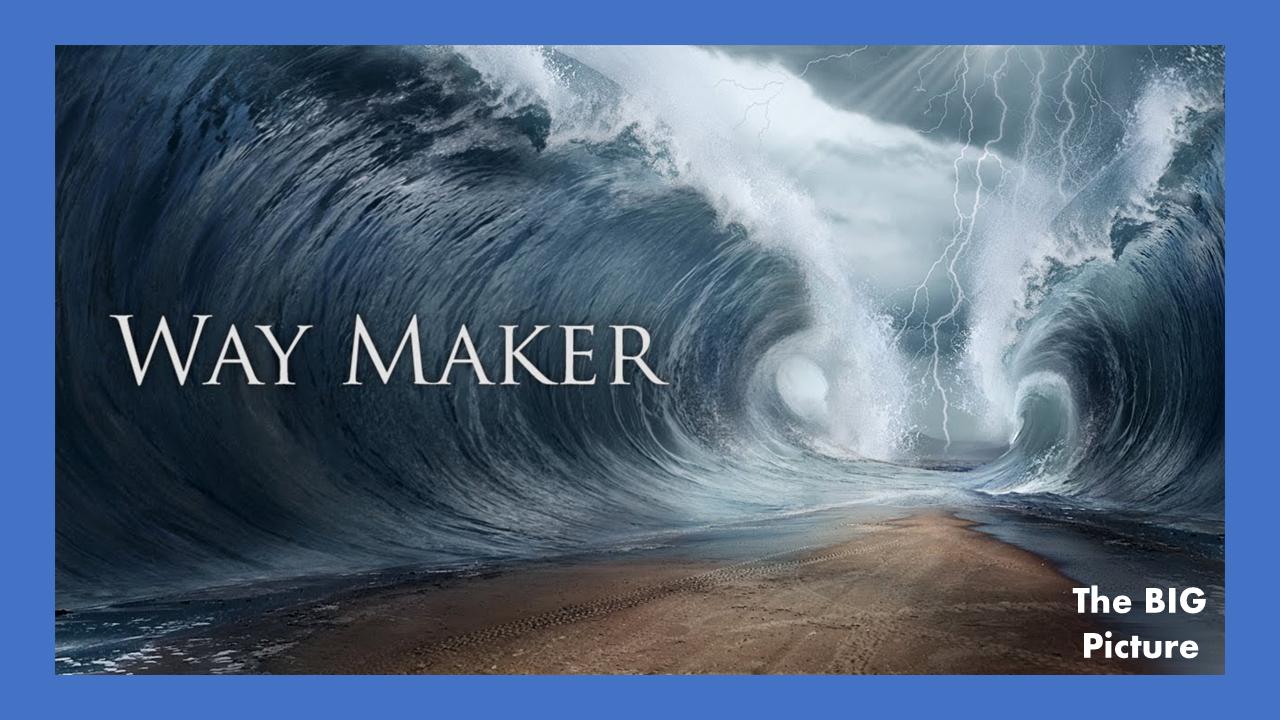Ps  Matt - Way Maker — Life Church