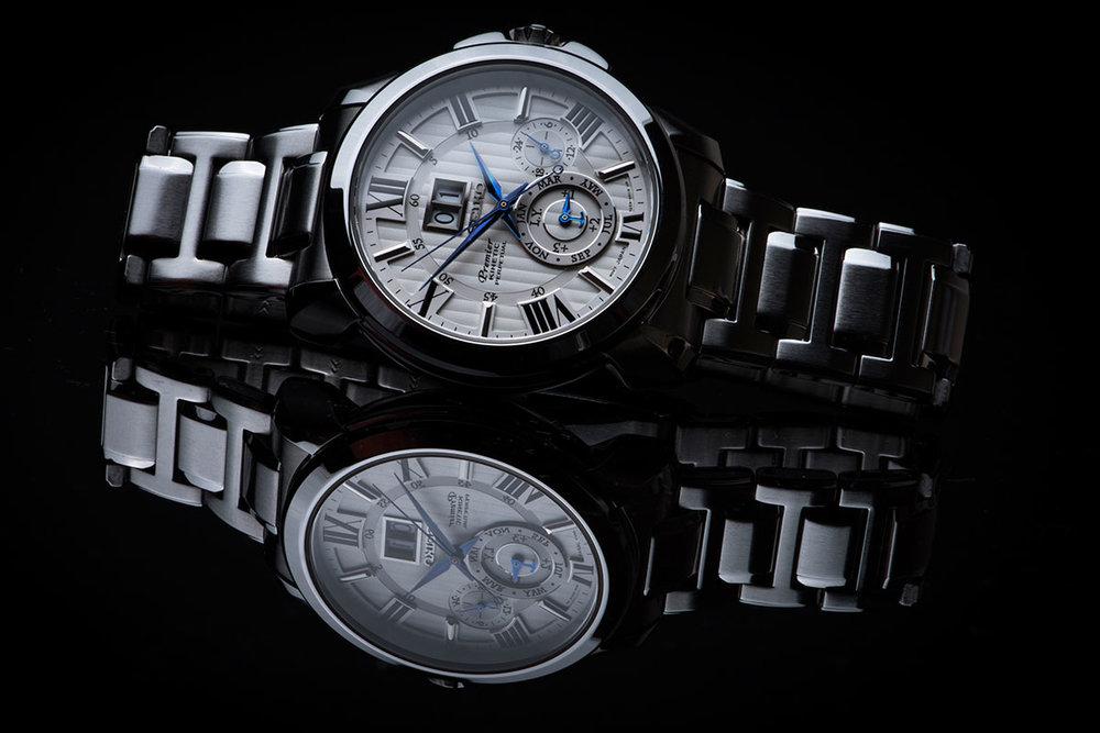 Seiko SNP139P1 Perpetual Calendar Watch