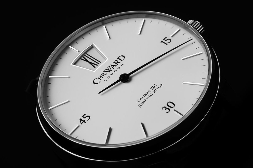 Christopher Ward C9 MKII Jumping Hour Limited Edition Watch