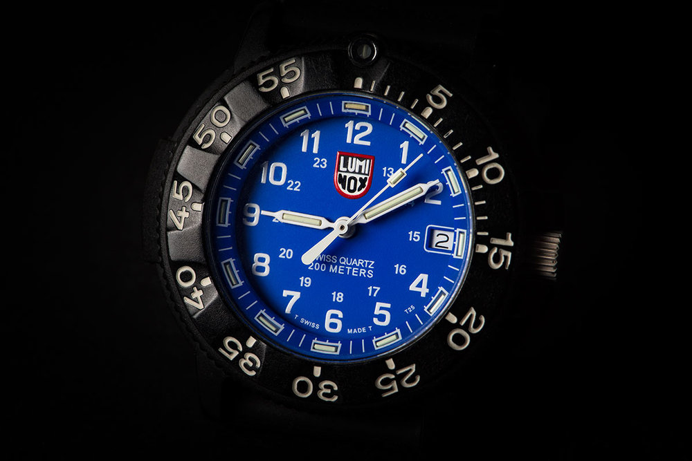 Luminox A3003 Navy Seals - 3000/3900 blue watch