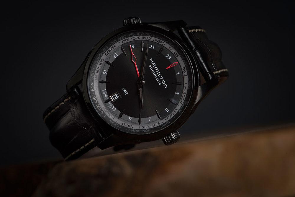 Hamilton Jazzmaster GMT Automatic H32685731
