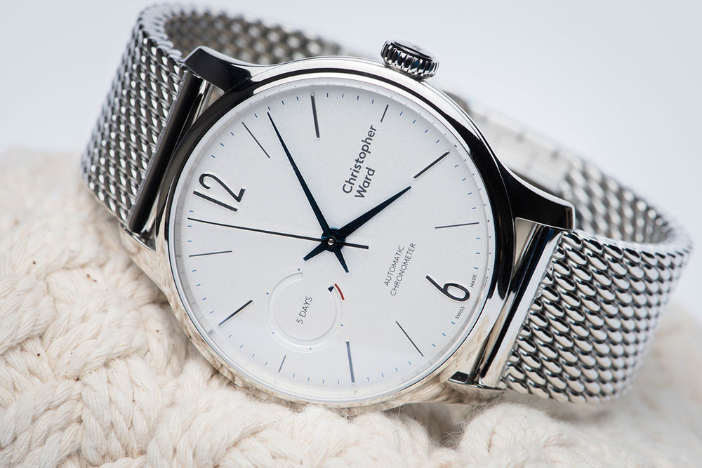 Christopher Ward C1 Grand Malvern Power Reserve