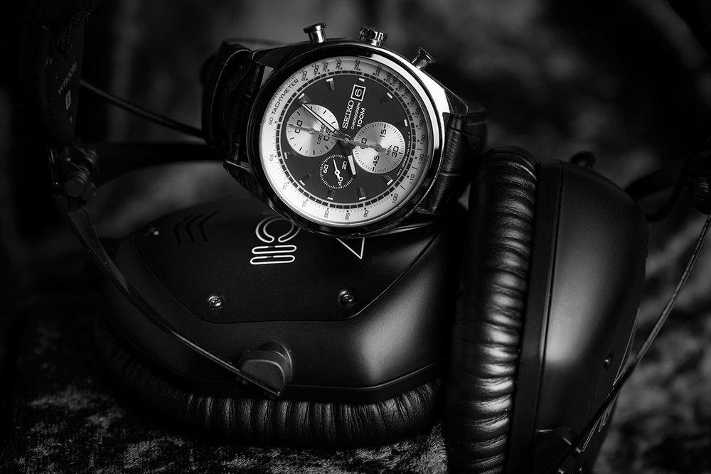 Seiko Chronograph SNDF95P1 Quartz