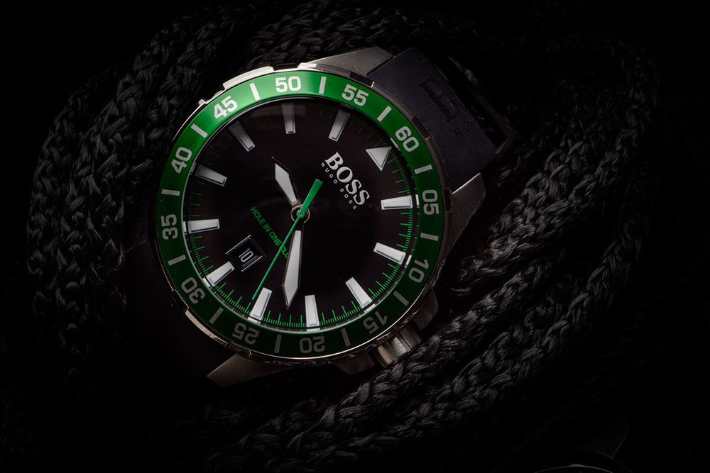Hugo Boss Hole in One H1 Golf Watch