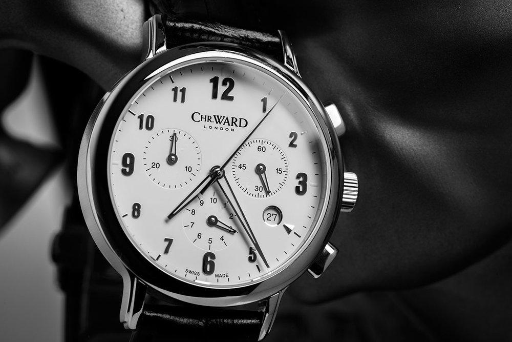 Christopher Ward C3 Malvern Chronograph MK II C3GWT-MK2