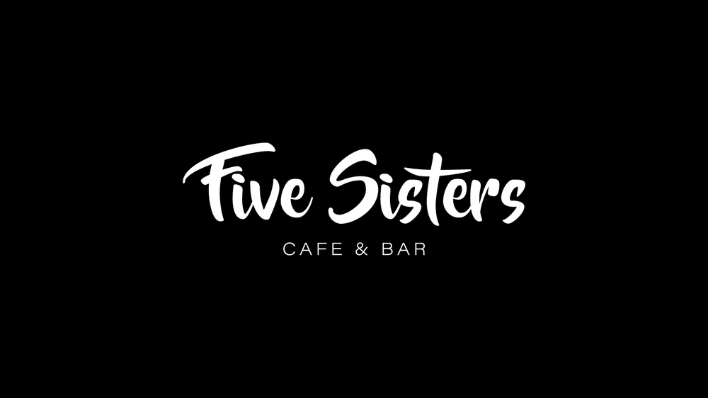 Five Sisters Cafe - A Cafe Rebranding