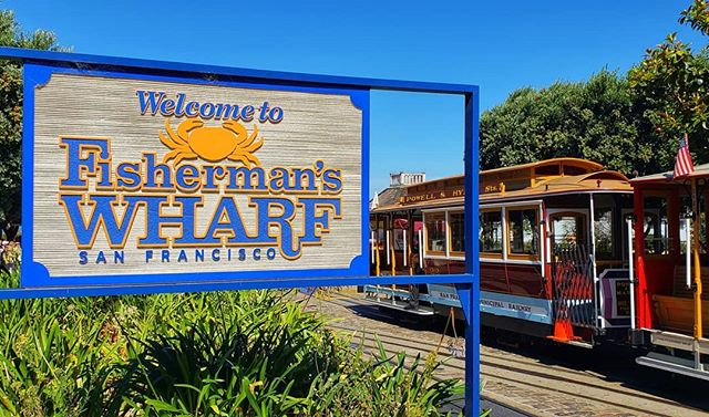 #pier39 at #fishermanswharf in #sanfrancisco #california #ghirardelli #festival #goldengatebridge #alcatraz