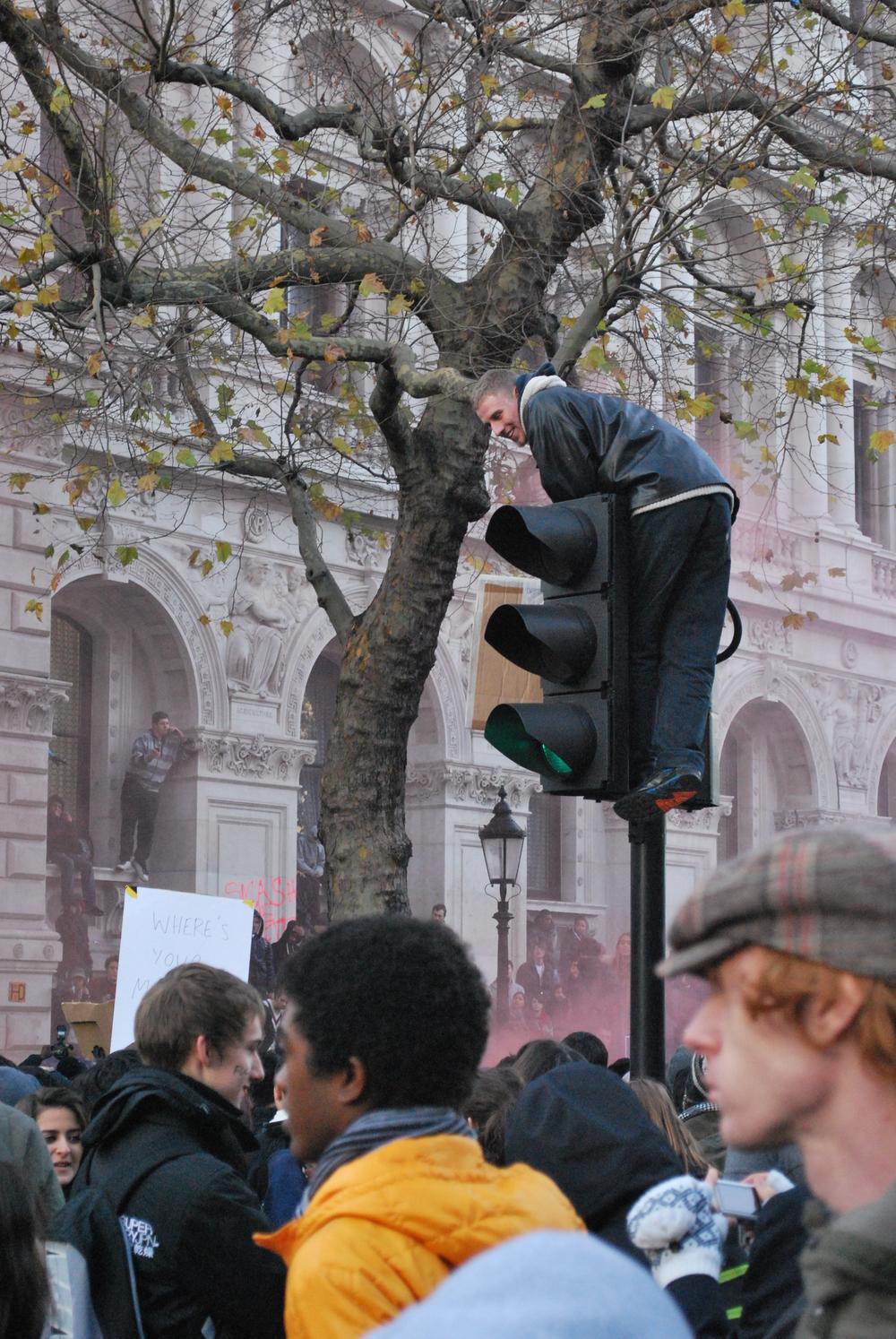 Whitehall, 2010
