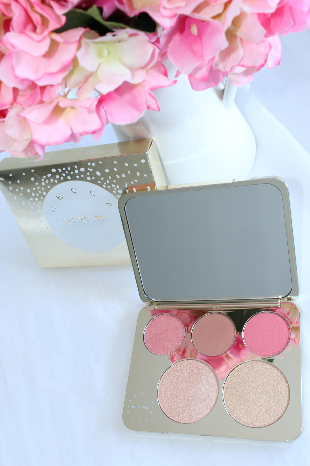 Becca x Jaclyn Hill Champagne Collection Face Palette product
