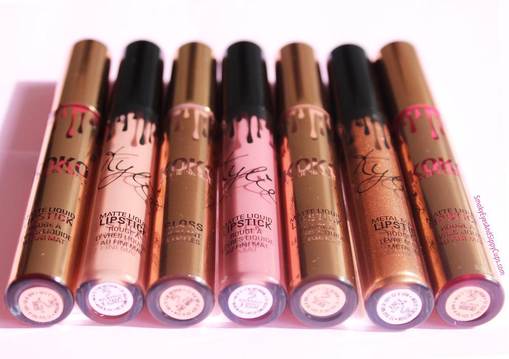 Kylie Jenner Khloe Kardashian Lip Kit Matte Liquid Lipstick