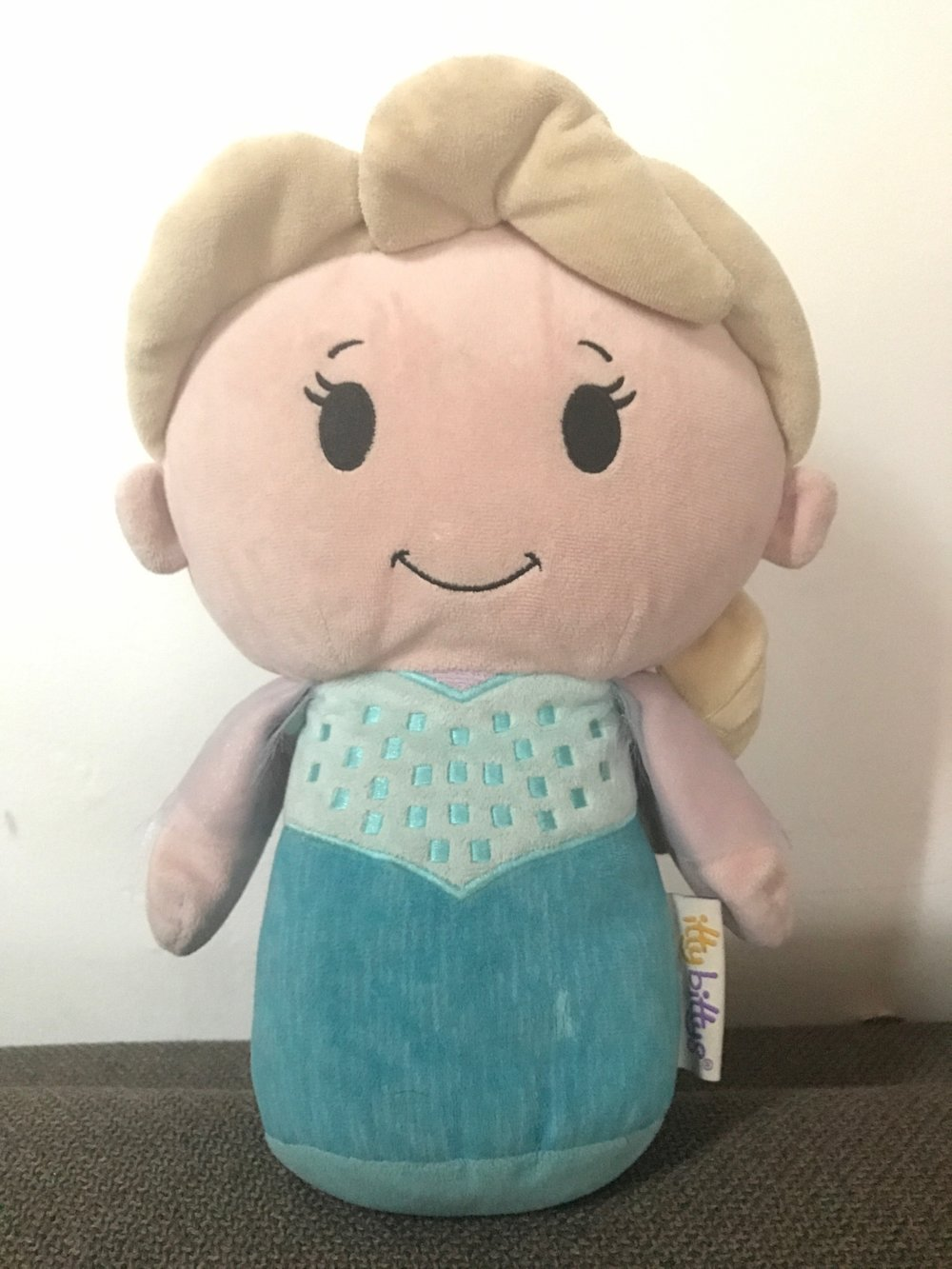 AB's favorite Elsa Doll