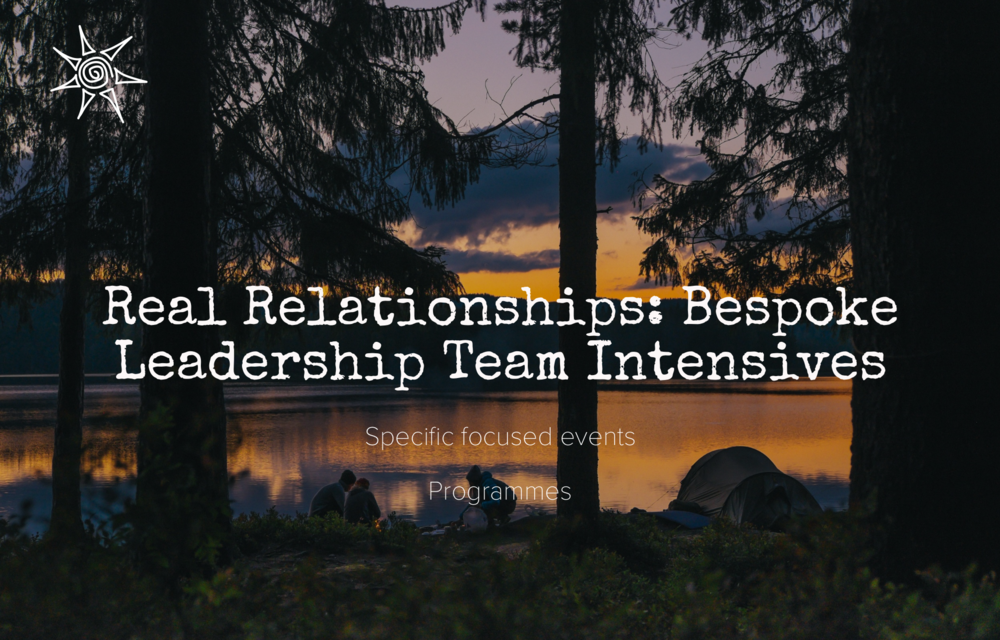 Real Relationships: Collaborative Team Events