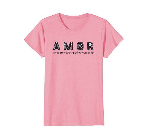 Amor Graphic Tee -    Click image to see all shirt options