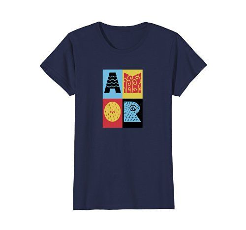 Pop Art Amor -    Click image to see all shirt options