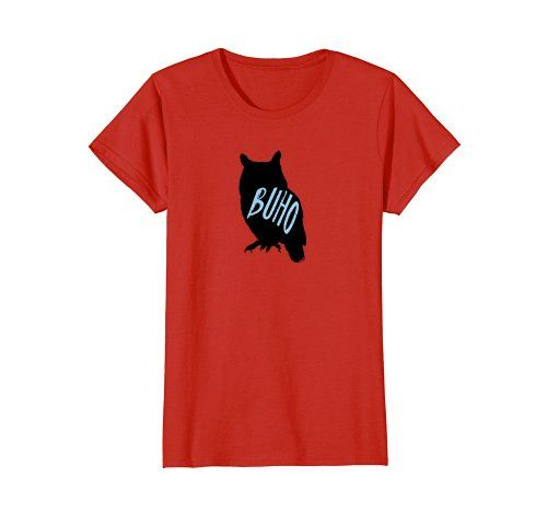 Buho Owl T-Shirt -    Click image to see all shirt options