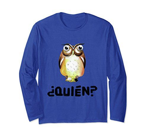 Funny Owl Tee 2 - Click image to see all shirt options