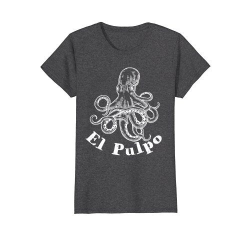 Pulpo Octopus Tee -        Sorry! Currently not in stock.