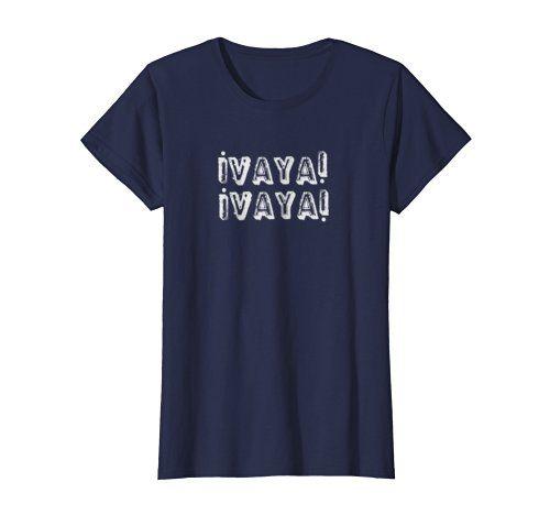 Vaya Vaya T-shirt -    Click image to see all T-Shirt options